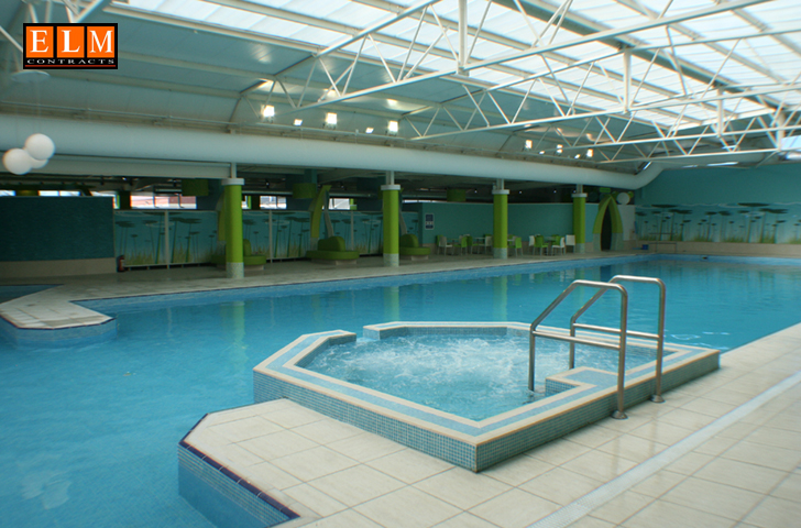 Caister Holiday Camp Swimming Pool Elm Contracts Ltd