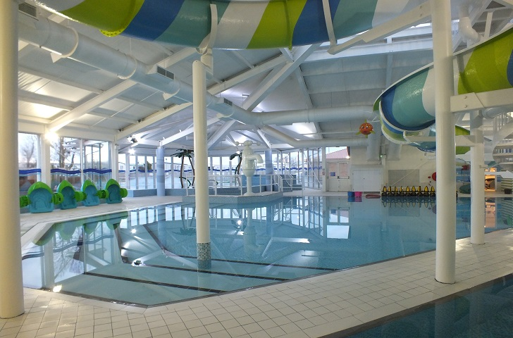 Hopton Holiday Village Swimming Pool Elm Contracts Ltd